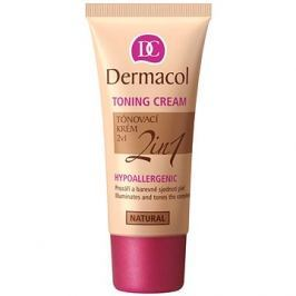 DERMACOL Toning Cream 2v1 - Natural 30 ml