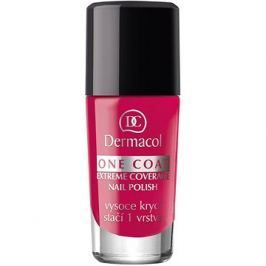 DERMACOL One Coat - Extreme Coverage Nail Polish 145 10 ml