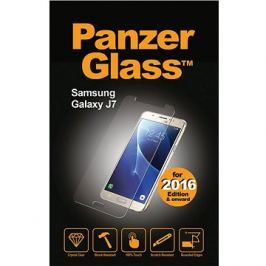 PanzerGlass Edge-to-Edge pro Samsung Galaxy J7 (2017) černé