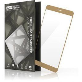 Tempered Glass Protector Rámečkové pro Honor 7 Lite/Honor 5C Zlaté