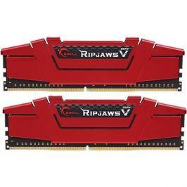 G.SKILL 8GB KIT DDR4 2400MHz CL15 RipjawsV