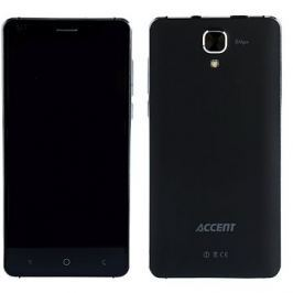 Accent Neon Lite Black