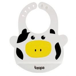 Zopa Silikonový bryndák - Cow