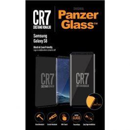 PanzerGlass pro Samsung Galaxy S8 Černé Case Friendly CR7