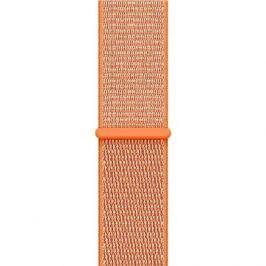 Apple 42mm Paprikově oranžový provlékací sportovní