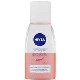 NIVEA Gentle Caring Double Efect Eye Make-up Remover 125 ml