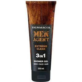 DERMACOL Men Agent 3v1 Extreme clean  250 ml
