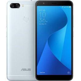 ASUS Zenfone MAX Plus ZB570TL stříbrný