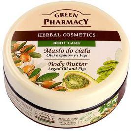 GREEN PHARMACY Tělové máslo Arganový olej a Fíky 200 ml