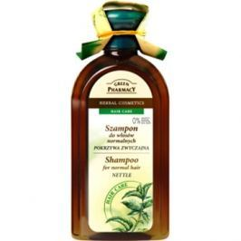 GREEN PHARMACY Šampón pro normální vlasy Kopřiva 350 ml