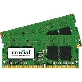 Crucial SO-DIMM 32GB KIT DDR4 2400MHz CL17 pro Mac