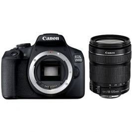 Canon EOS 2000D + 18-135mm IS STM
