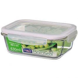 Lock&Lock Dóza na potraviny, 630ml, borosilikátové sklo