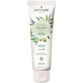 ATTITUDE Super leaves s detoxikačním účinkem - olivové listy 240 ml