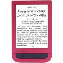 PocketBook 631(2) Touch HD 2 červený