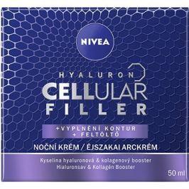 NIVEA Hyaluron Cellular Filler noční krém 50 ml