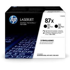 HP CF287XD č. 87X 2-pack černý