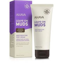 AHAVA Dermud Leave on Muds Foot Cream 100 ml
