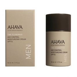AHAVA Age Control Moisturizing Cream for Men SPF15  50 ml