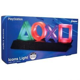 USB Playstation Icons Light