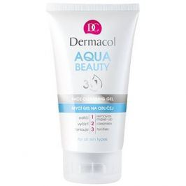 DERNACOL Aqua Beauty 3v1 Face Cleaning Gel 150 ml