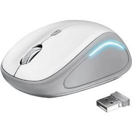 Trust Yvi FX Wireless Mouse - white