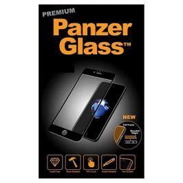 PanzerGlass pro iPhone 6/6s/7/8 Premium černé + pouzdro v balení