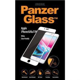 PanzerGlass pro iPhone 6/6s/7/8 Premium bílé + pouzdro v balení