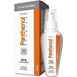 PANTHENOL 10% Swiss Premium spray 150 + 25 ml zdarma