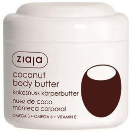 ZIAJA Kokosový ořech Tělové máslo 200 ml