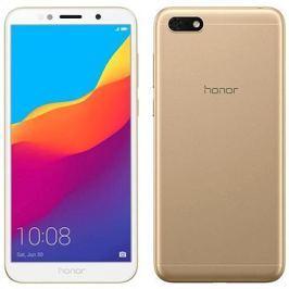 Honor 7S Zlatý