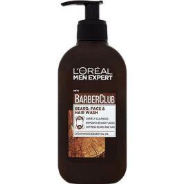 ĽORÉAL PARIS Men Expert Barber Club gel 3v1 200 ml