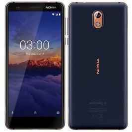 Nokia 3.1 Single SIM modrý