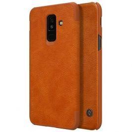 Nillkin Qin Book pro Samsung A600 Galaxy A6 2018 Brown