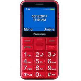 Panasonic KX-TU150EX červený