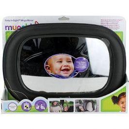 Munchkin – Zpětné zrcátko Baby In–Sight™ Mega šedé