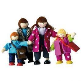 Woody Panenky do domečku - Rodinka