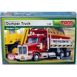 Monti system 44 - Dumper Truck Western star měřítko 1:48