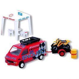 Monti system 49 - Enduro Renault Trafic  měřítko 1:35