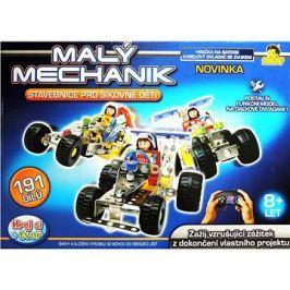 Malý mechanik - Auto na ovládání