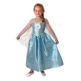 Šaty na karneval Ledové království - Elsa Deluxe vel. S