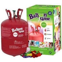 Helium Balloon Time + 30 balónků