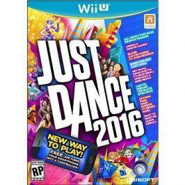 Nintendo Wii U -Just Dance 2016