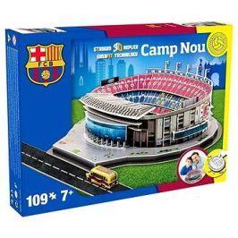 3D Puzzle Nanostad Spain - Camp Nou fotbalový stadion Barcelona
