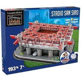 3D Puzzle Nanostad Italy - San Siro fotbalový stadion Inter's packaging