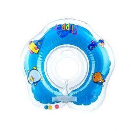 Plavací nákrčník Flipper modrý