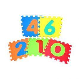 Pěnové puzzle - Číslice