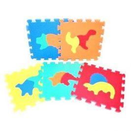 Pěnové puzzle - Dinosauři