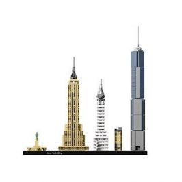 LEGO Architecture 21028 New York City