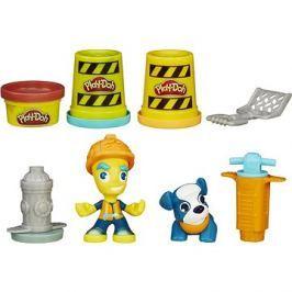 Play-Doh Town - Silničář se zvířátkem